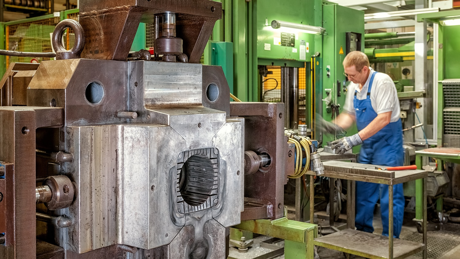 Die casting cost reduction